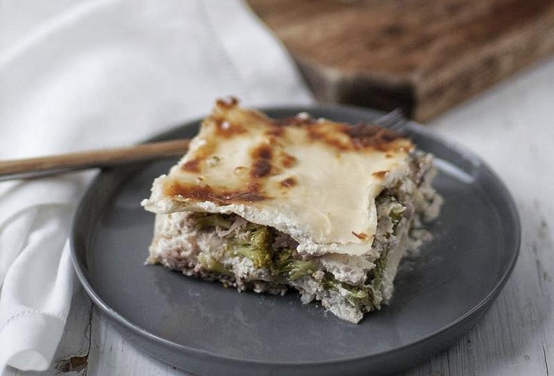 recepta_gourmet_lassanya_bròquil_nous_formatge