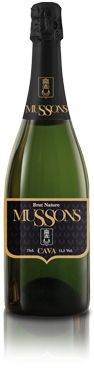 Cava Brut Nature Mussons Vins