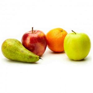 poma pera prèssec