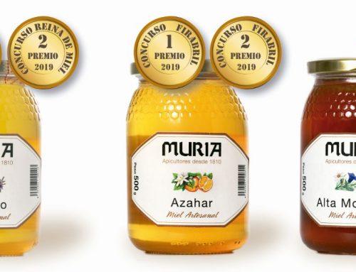 El concurs Reina de les Mels de Fira Q Balaguer premia dues varietats de Mel Muria