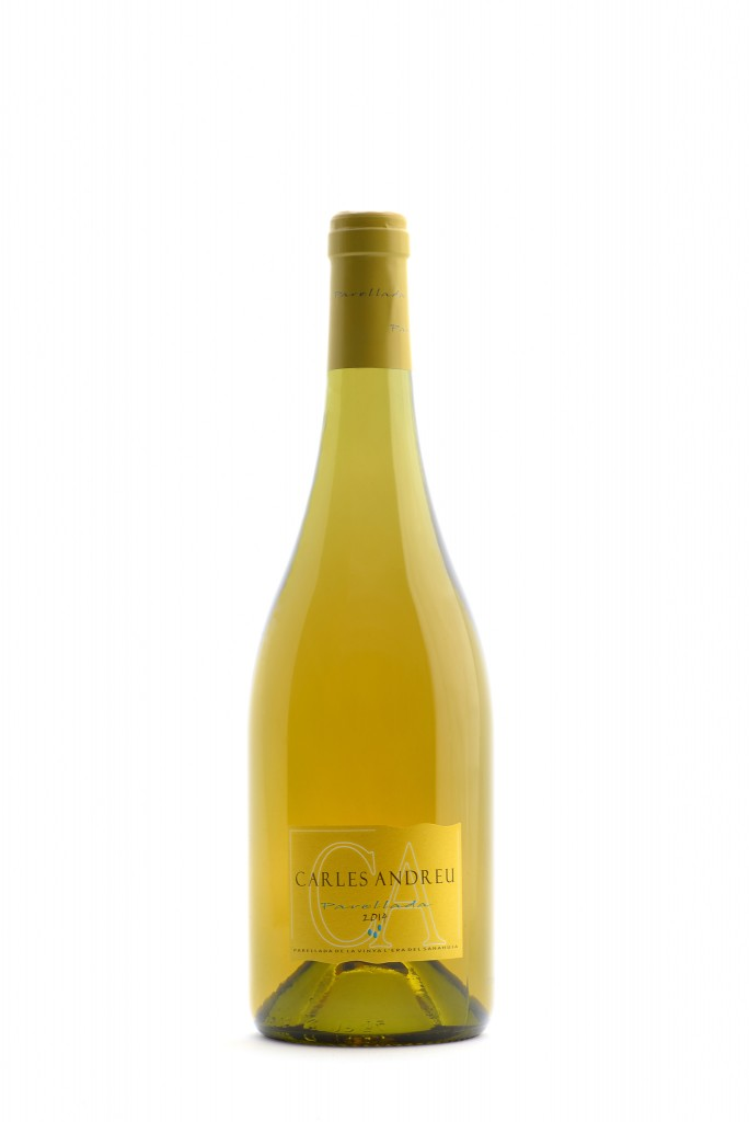 Vi Blanc Parellada Carles Andreu