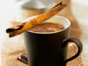 Cafè amb canyella