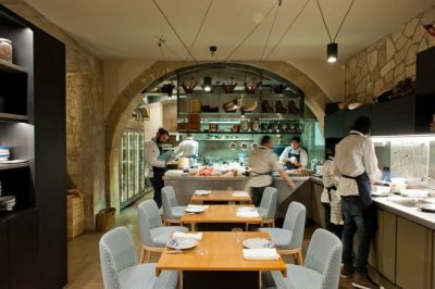 Restaurant Estimar, Barcelona