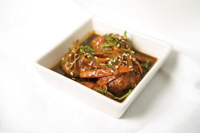 Mandonguilles de tofu