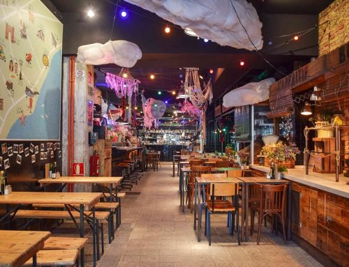 Restaurant Metric Market
