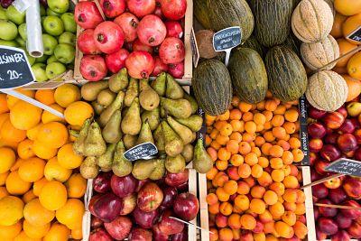 Sabeu quina és la fruita de setembre?