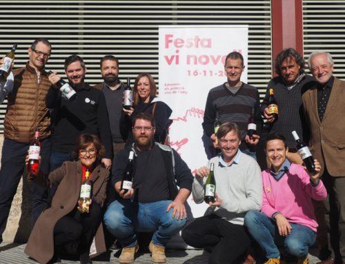 El Vi Novell 2019 arriba a Barcelona el pròxim 16 de novembre