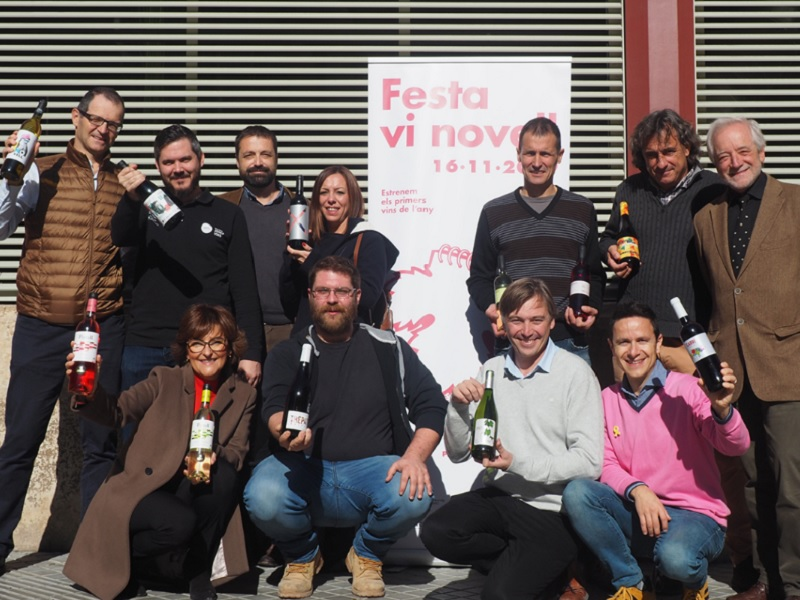 Vi Novell Barcelona 2019