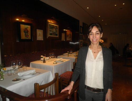 Nuria Gironès, la nova xef de Ca l'Isidre