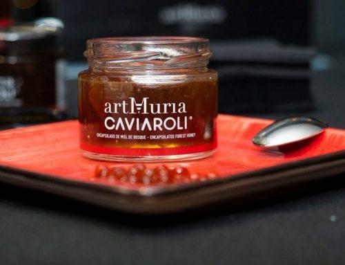 ArtMuria & Caviaroli presenten el seu nou caviar de mel