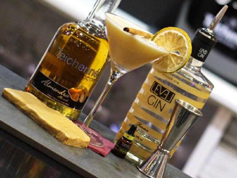 Almendrado cocktail