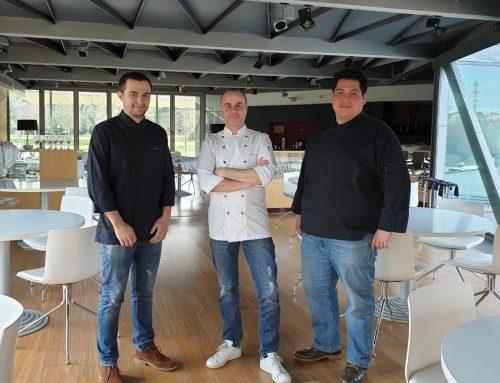 El xef Ivan Margalef agafa el relleu del restaurant L'Ó de Món Sant Benet