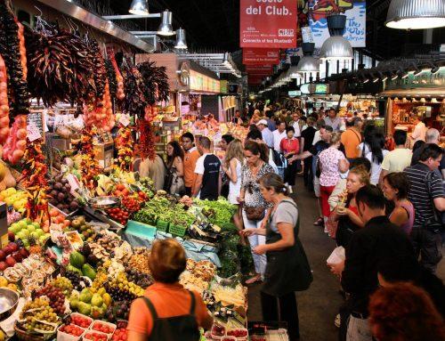 El fort arrelament de mercats municipals