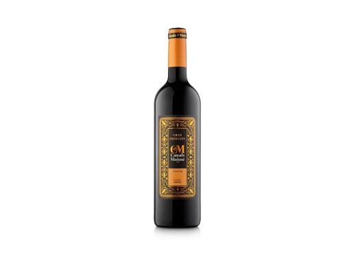 Canals & Munné presenta un nou coupage del seu vi Gran Prínceps