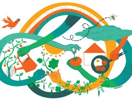 L'objectiu de promoure la cuina circular