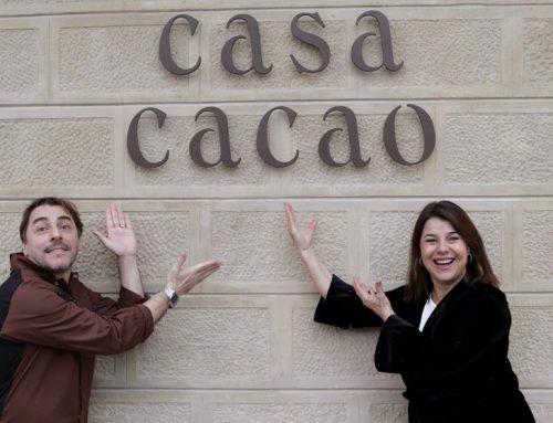 Casa Cacao: Jordi Roca i la seva fàbrica de xocolata