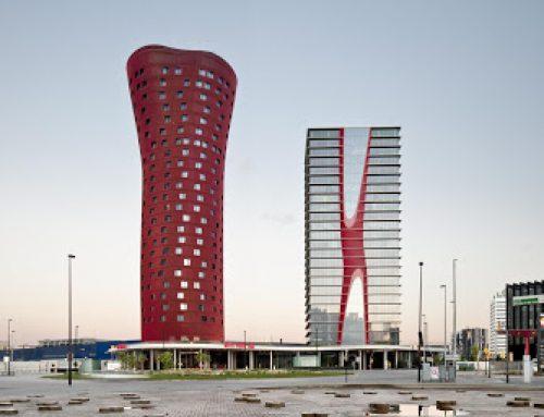 El restaurant Spiral de l'Hotel Porta Fira