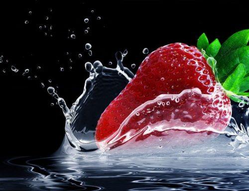 La maduixa, dolça  fruita de temporada