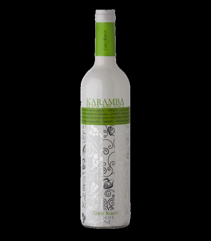 Karamba Blanc de Blancs de Giró Ribot