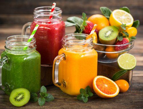 Smoothies saludables, aliats per baixar de pes