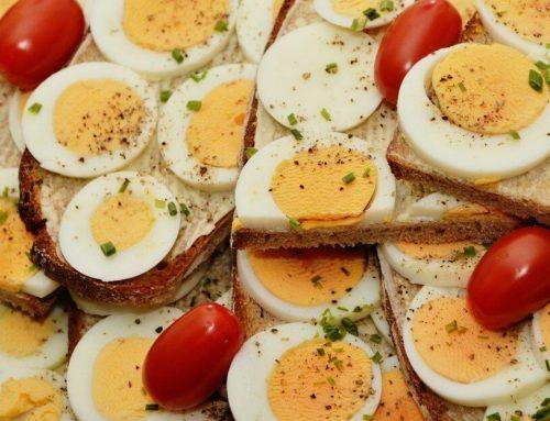 L'ou, un aliment nutritiu i saludable