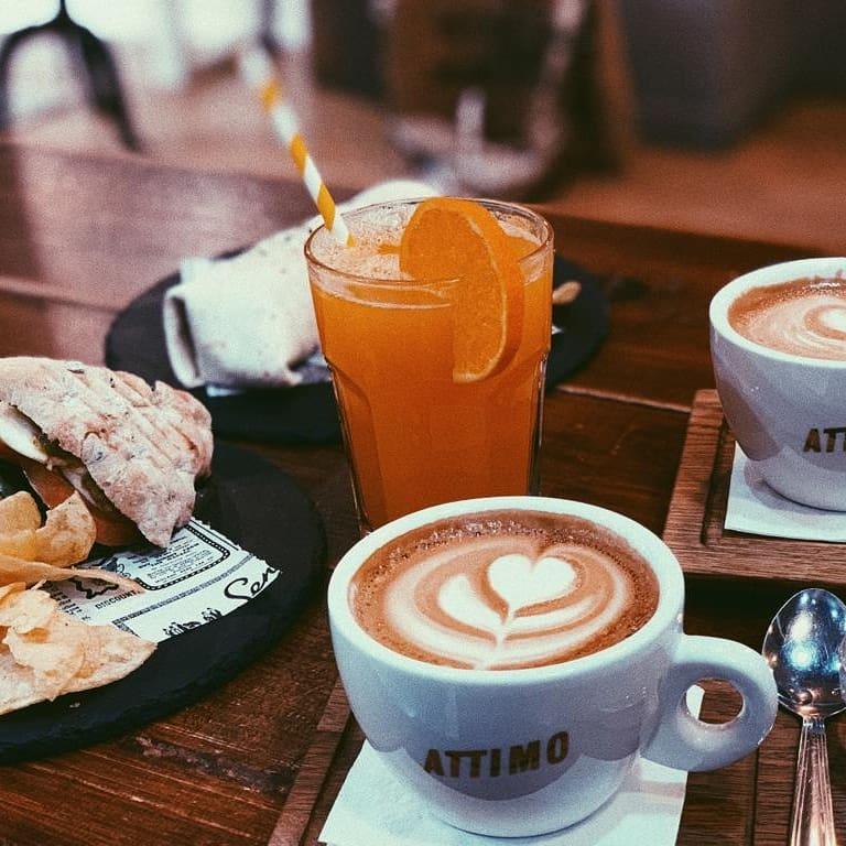 Attimo Caffé