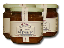 Mel i Melmelades Bernau-Herbes de l'Urgell