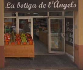 La botiga de l'Àngels