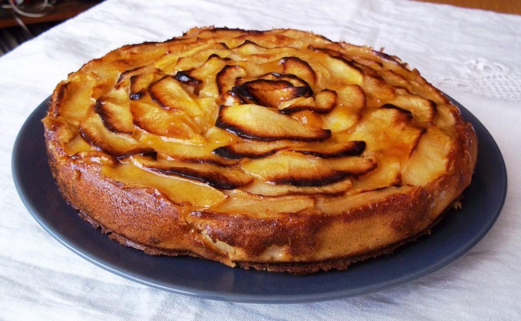 El pastís de poma que t'encantarà