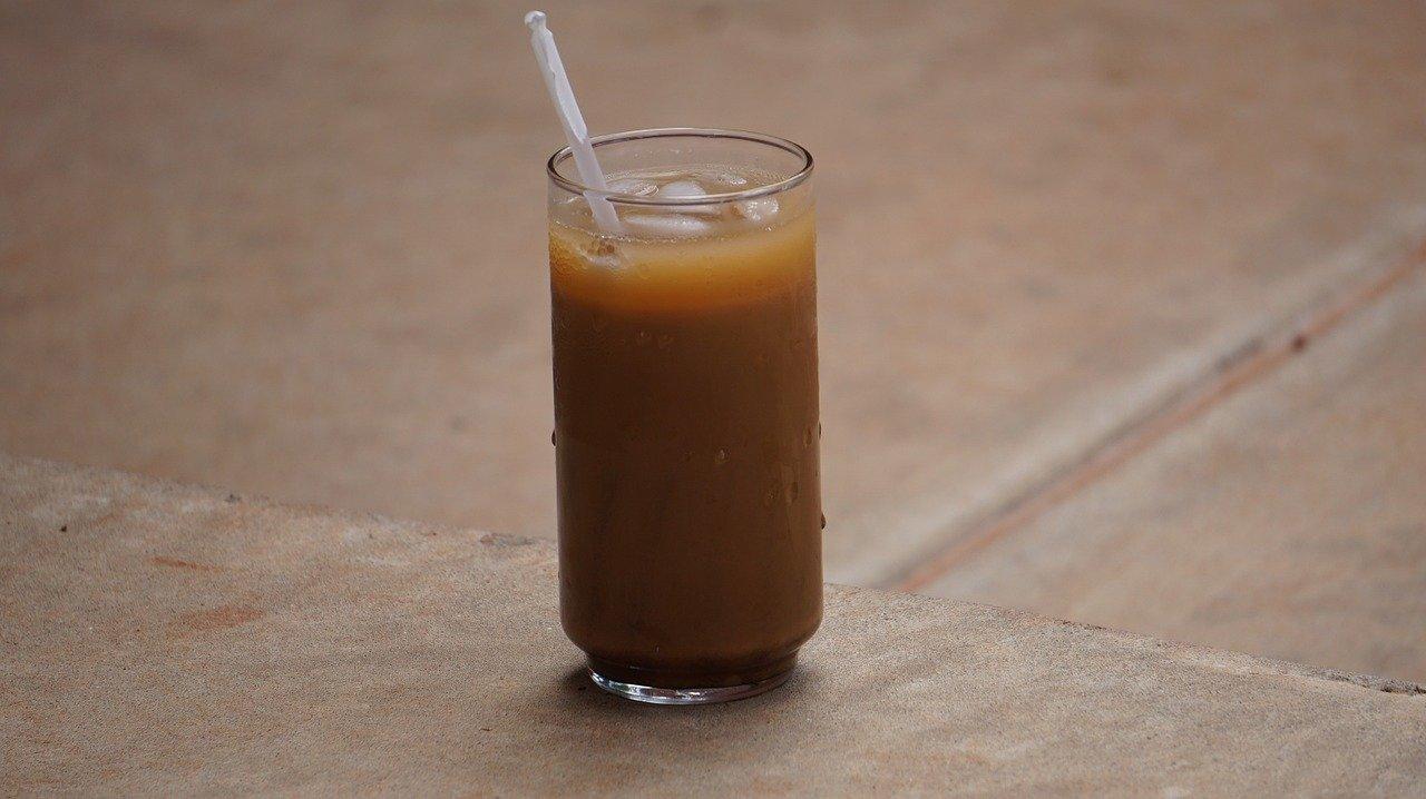 cafè amb gel