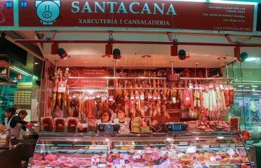 CANSALADERIA I XARCUTERIA SANTACANA