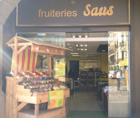 Fruiteries Saus