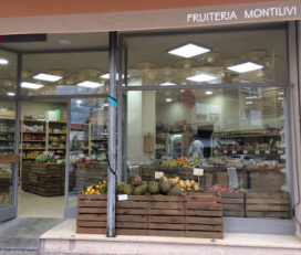 Fruiteria Montilivi