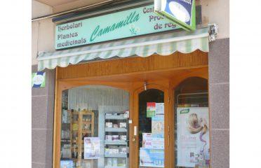 Herbolari Camamilla