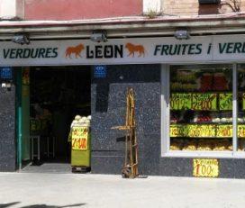 Fruites León