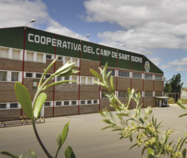 Cooperativa de Sant Isidre de les Borges Blanques. Agrobotiga