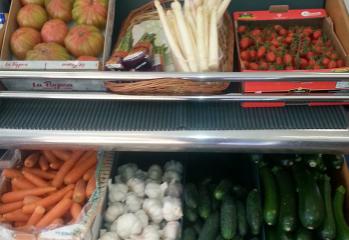 Fruites i Verdures Cal Corxat Mateu Roure