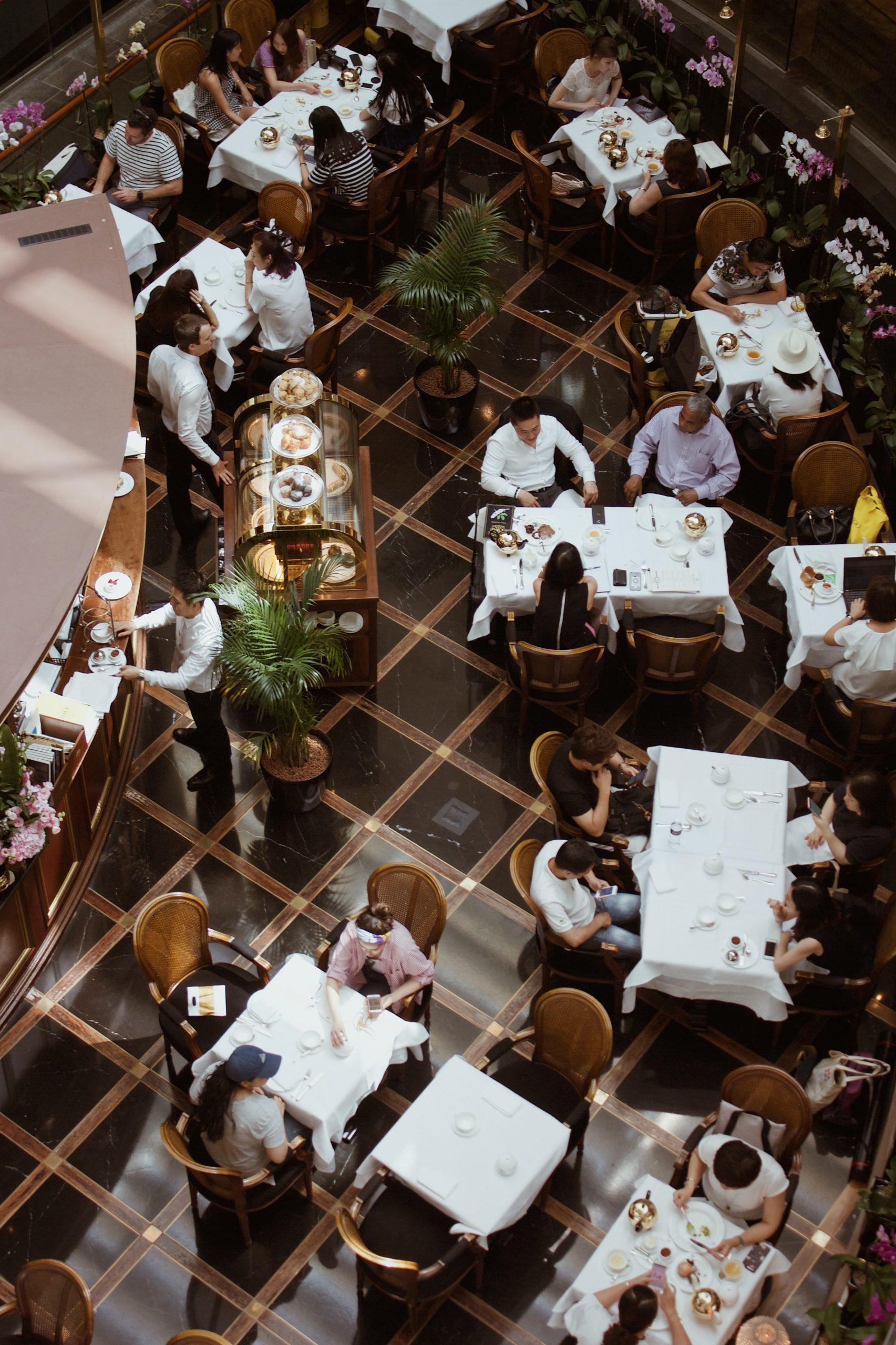 20 restaurants